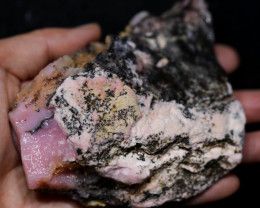 1055.00 CTS  LARGE PINK OPAL  ROUGH FROM PERU  [F8410]