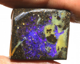 39.45- CTS  BOULDER OPAL  ROUGH   DT-9727