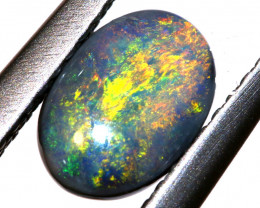 N3 -0.90   -CTS   BLACK OPAL  POLISHED STONE TBO-A54