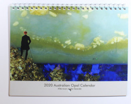 2020 - Australian Opal Calendar [25258]