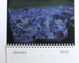 2020 - Australian Opal Calendar [25260]