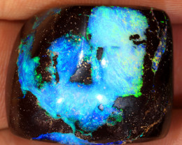 120ct 27x23mm Queensland Boulder Opal Specimen [LOB-3021]