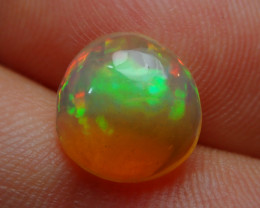 2.38ct Blazing Welo Solid Opal