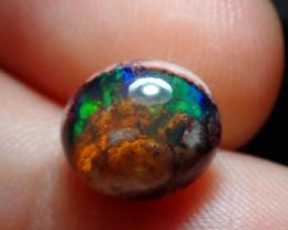 3.26ct. Mexican Matrix Cantera Multicoloured Fire Opal