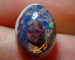 4.11ct. Mexican Matrix Cantera Multicoloured Fire Opal