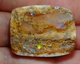 40.54ct. Mexican Matrix Cantera Multicoloured Fire Opal