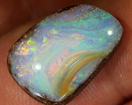 15.8ct 19x13mm Queensland Boulder Opal  [LOB-3023]