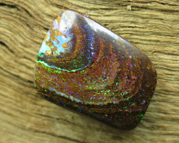13cts, YOWAH OPAL~MULTI COLOUR GEM!