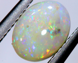 1.08- CTS   COOBER PEDY  SOLID WHITE OPAL   LO-5622