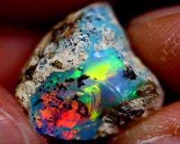 7cts Ethiopian Welo Rough Opal / WR311