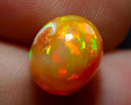 3.64ct. Mexican Matrix Cantera Multicoloured Fire Opal