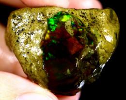 112cts Ethiopian Crystal Rough Specimen Rough / CR226