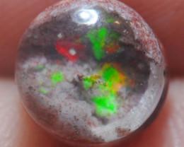 2.4ct. Mexican Matrix Cantera Multicoloured Fire Opal