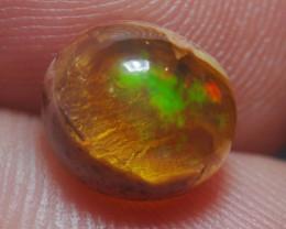 2.3ct. Mexican Matrix Cantera Multicoloured Fire Opal