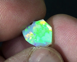 2.90 cts Ethiopian Welo PUZZLE polished brilliant opal N6 5/5