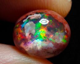 3.62ct. Mexican Matrix Cantera Multicoloured Fire Opal