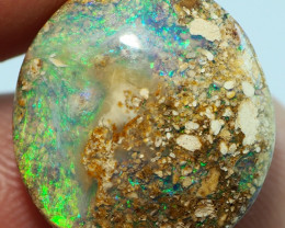 7.95CT WOOD REPLACEMENT BOULDER OPAL AA678