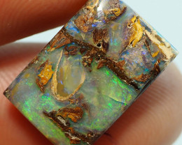 6.10CT WOOD REPLACEMENT BOULDER OPAL AA683