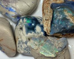 BEAUTIFUL & BIG; 500 CTs of Lightning Ridge Rough Opal #2154