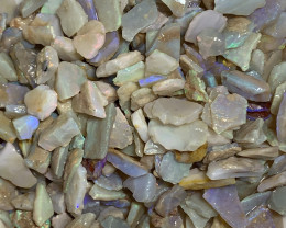500 CTs of Rough Crystal Opals #2161