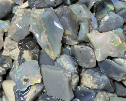 1000 CTs of Potential Lightning Ridge Rough Opals #2164