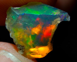 3.34ct A2 Gamble Quality Rough Ethiopian Wello Opal Specimen