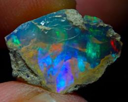 5.4ct A6 Gamble Quality Rough Ethiopian Wello Opal Specimen