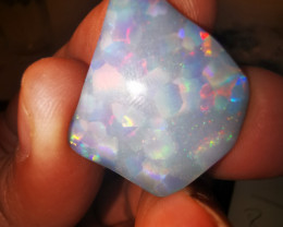 Beatifull brazilian opal cut double