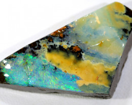 58.80- CTS  BOULDER OPAL  ROUGH DT-9962