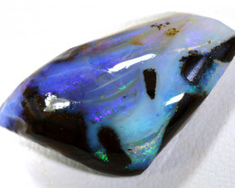 22.80- CTS  BOULDER OPAL  ROUGH DT-9985