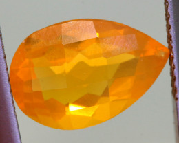 2.13 CTS MEXICAN FIRE OPAL STONES  FOB -2066