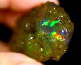 90cts Ethiopian Crystal Rough Specimen Rough / CR263