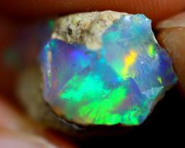 5.61cts Ethiopian Welo Rough Opal / WR376
