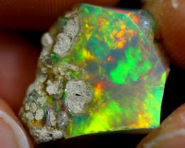 4.63cts Ethiopian Welo Rough Opal / WR379