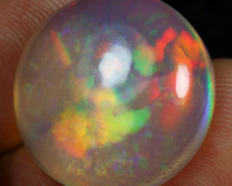 Wholesale 2020-13.35cts Broad Neon Fire Natural Ethiopian Welo Opal
