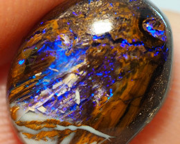 3.75CT WOOD REPLACEMENT BOULDER OPAL AA736