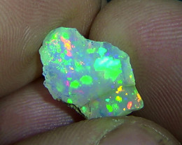3.50 cts Ethiopian Welo PUZZLE polished brilliant crystal opal N9 5/5
