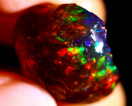24cts Ethiopian Crystal Rough Specimen Rough / CR291
