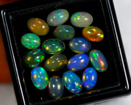 4.67cts Natural Ethiopian Welo Opal Lots / BF504