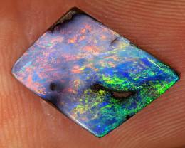 5.4ct 12x9.5mm Queensland Boulder Opal  [LOB-3037]