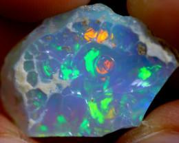 17cts Ethiopian Welo Rough Opal / WR470