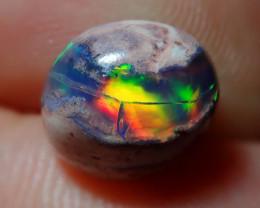 3.35ct Mexican Matrix Cantera Multicoloured Fire Opal