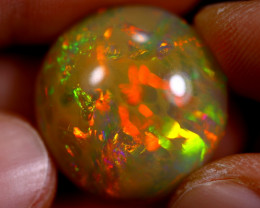 15.60cts Natural Ethiopian Welo Opal / BF487