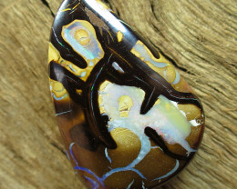 27cts. YOWAH OPAL~OUTBACK QUEENSLAND..