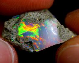 7cts Ethiopian Welo Rough Opal / WR585