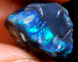 5.20cts Australian Lightning Ridge Opal Rough / WR538