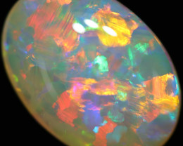 2.01 CTS STUNNING  BOULDER CRYSTAL OPAL STONE [LRO776A]6