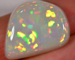 15.4 CT - GEOMETRICAL PATTERNS BRILLIANT WELO OPAL CABACHON