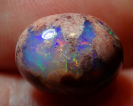 4.34ct Mexican Cantera Fire Opal Stone