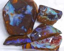 350 CTS BLUE BOULDER OPAL ROUGH - PS102